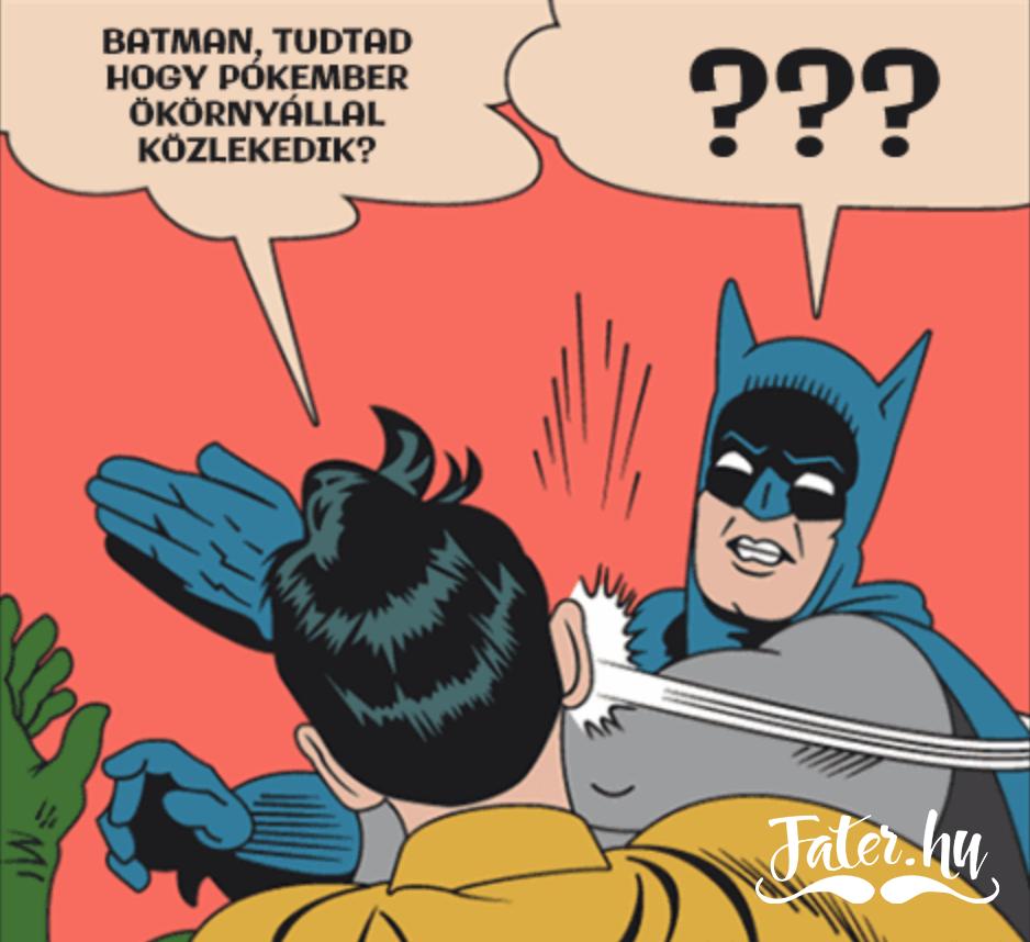 Ha beköszön az ősz, Robin mindig felteszi ezt a kérdést.